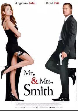 史密斯夫妇 Mr. & Mrs. Smith