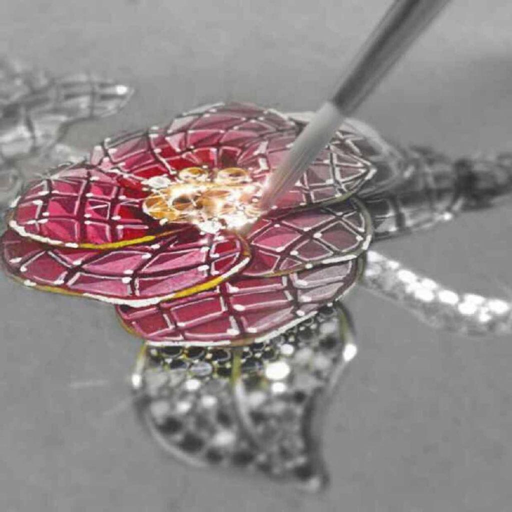 梁欣珠宝手绘设计