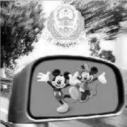 浦东高速交警