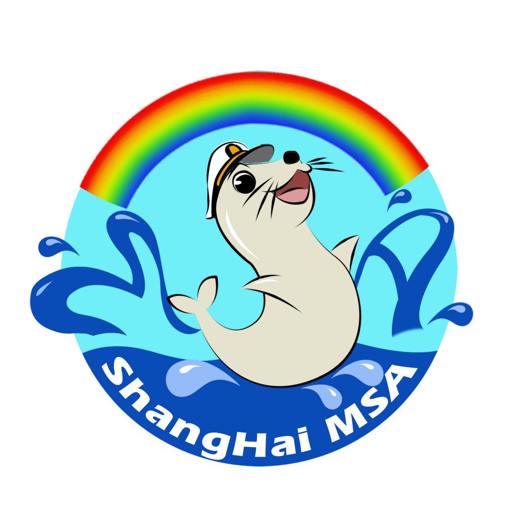 海狮表演矢量图
