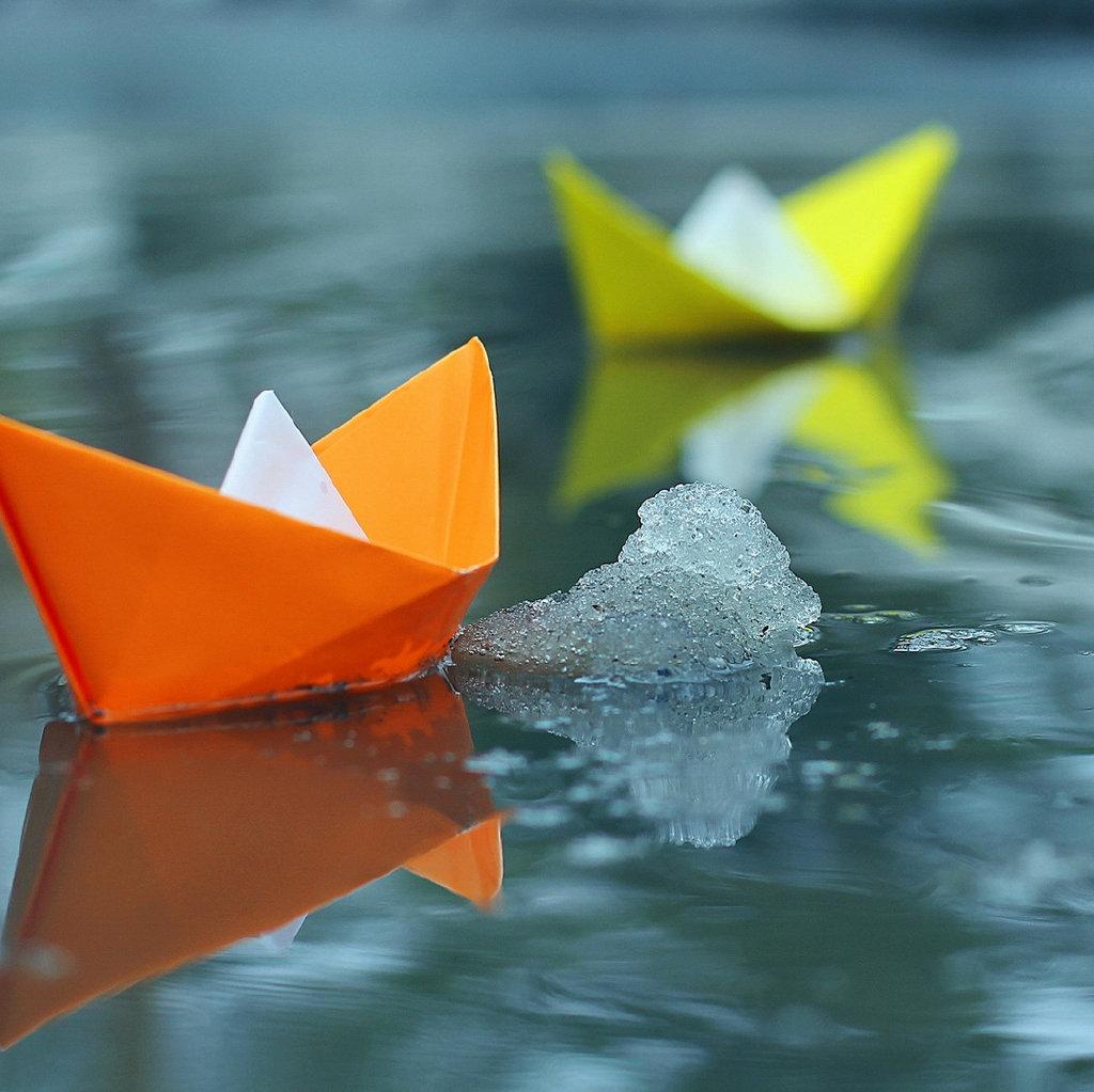 叠纸船的步骤与视频