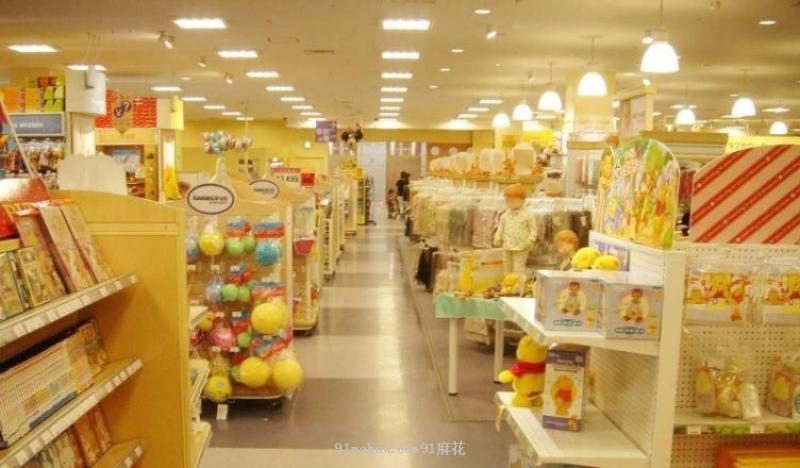 儿童早教、母婴类产品店