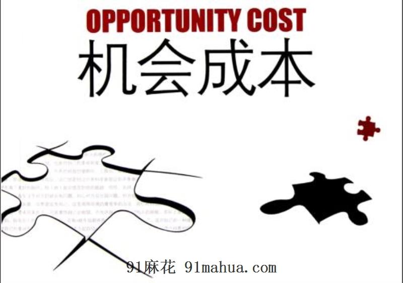 机会和成本