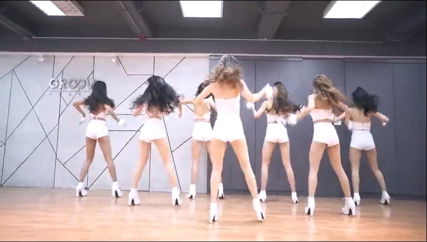 [高清MV]泰国美女舞团最新热舞,满屏都是撩人的大长腿!