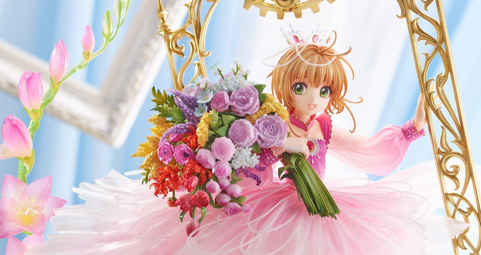 GSC《魔卡少女樱》木之本樱 Always Together ~ Pinky Promise ~手办开定- ACG17.COM