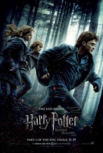 哈利·波特7与死亡圣器(上)