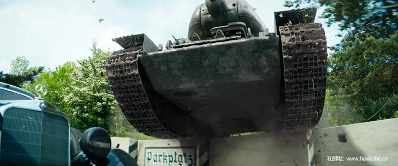 T34坦克 上坂堇_和邪社011