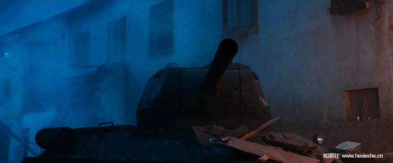 T34坦克 上坂堇_和邪社014