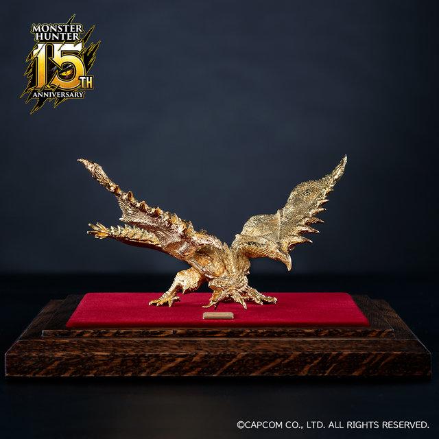 怪物猎人 雄火龙 雌火龙 黄金 铂金 银