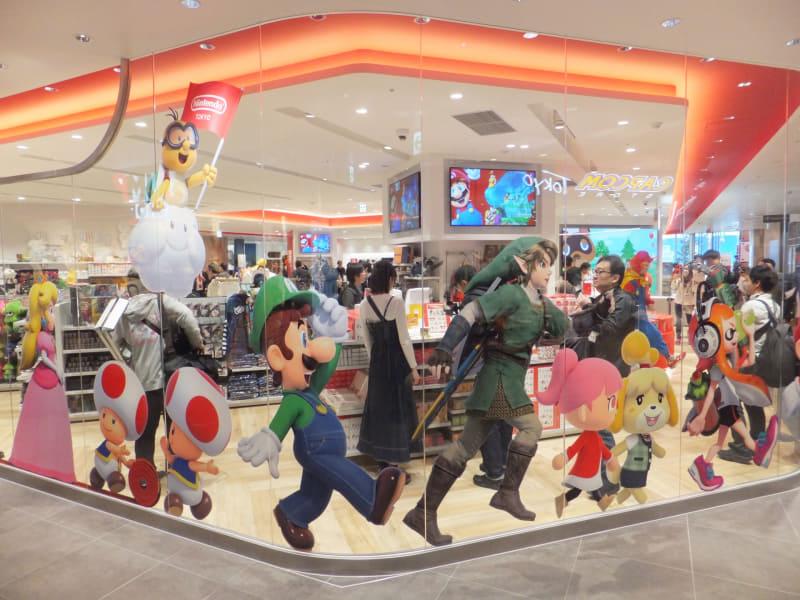 任天堂 直营店 Nintendo TOKYO 42_o