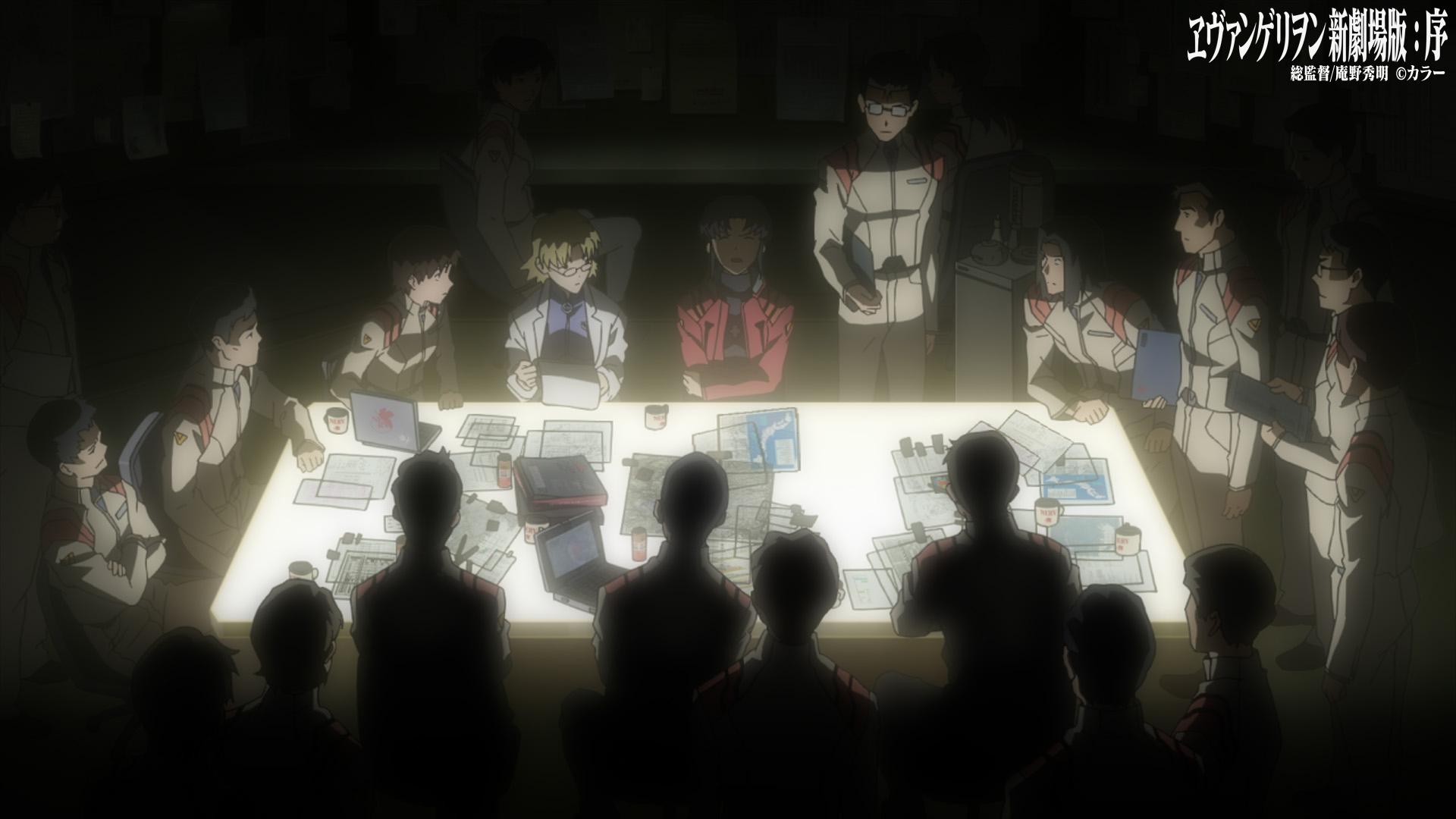 Evangelion 福音战士新剧场版special04