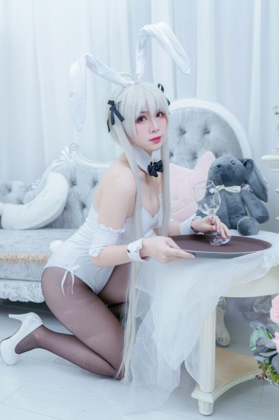 羊大真人 - 穹妹兔女郎 (5)