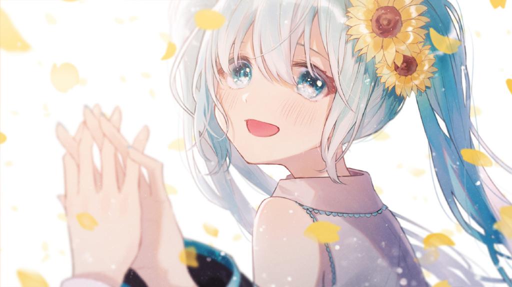 【P站画师】可爱温柔的妹子们!日本画师ねこじし的插画作品- DIMTOWN.COM