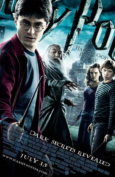哈利·波特与混血王子 Harry Potter and the Half-Blood Prince