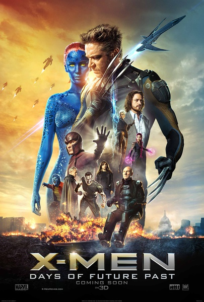 X戰警:逆轉未來 X-Men: Days of Future Past