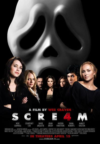 惊声尖叫4 Scream 4