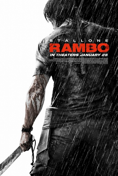 第一滴血4 Rambo