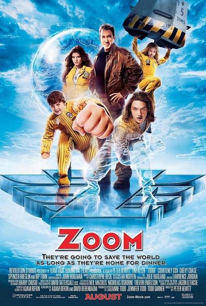 超人集中营 Zoom