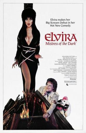 销魂天师 Elvira, Mistress of the Dark