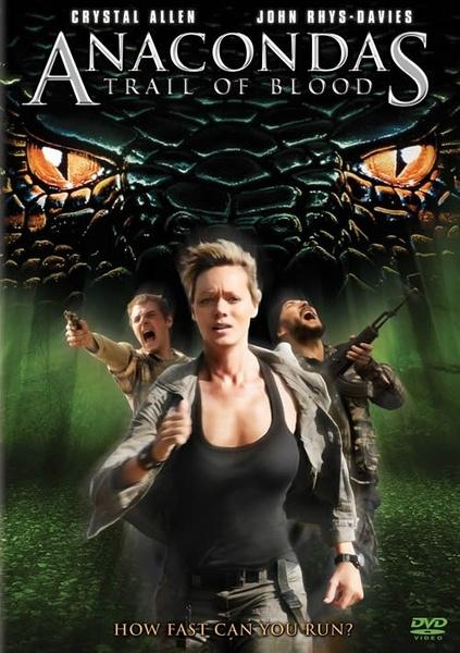 狂蟒之灾4 Anaconda 4: Trail of Blood
