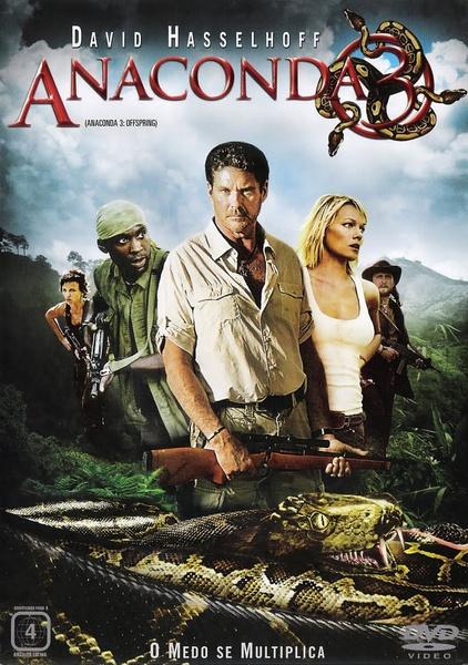 狂蟒之灾3 Anaconda III