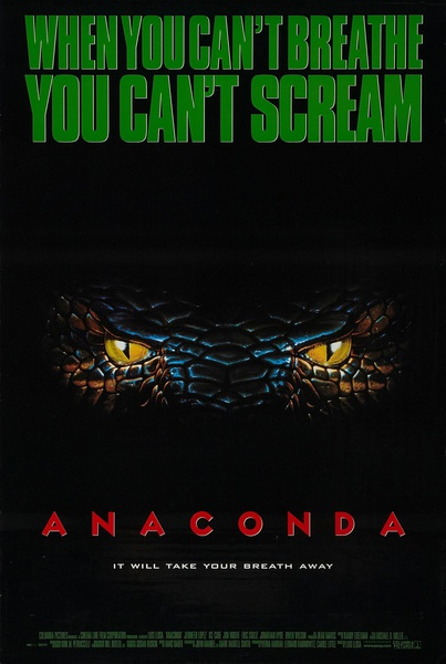 狂蟒之灾 Anaconda