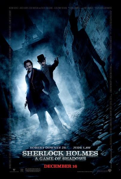 大侦探福尔摩斯2:诡影游戏 Sherlock Holmes: A Game of Shadows