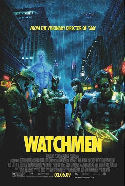 守望者 Watchmen