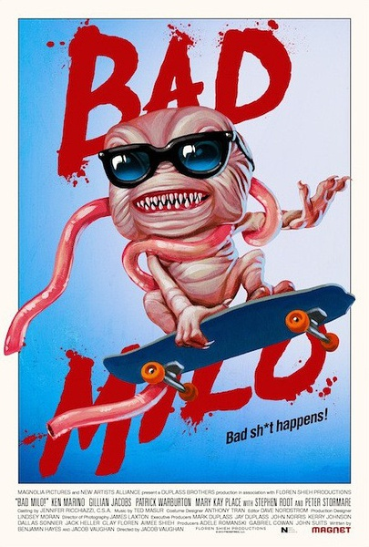 疯狂的米罗 Bad Milo!