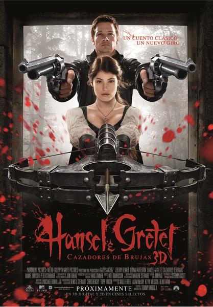 韩赛尔与格蕾特:女巫猎人 Hansel and Gretel: Witch Hunters