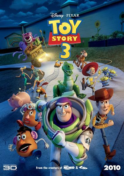 玩具总动员3 Toy Story 3