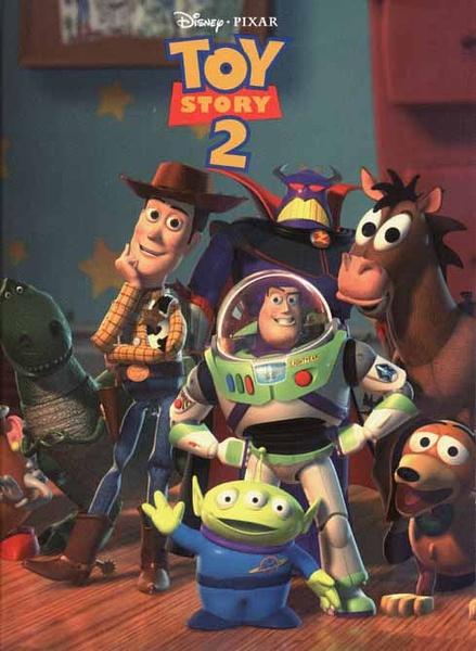 玩具總動員2 Toy Story 2