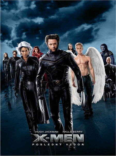 X戰警3:背水一戰 X-Men: The Last Stand