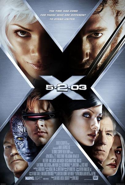 X戰警2 X2