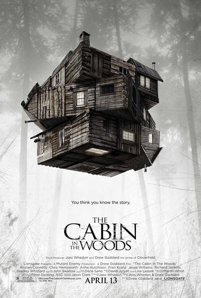 林中小屋 The Cabin in the Woods