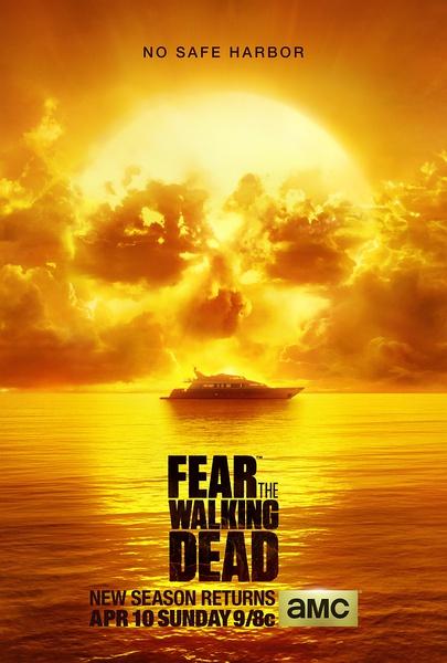 行尸之惧 第二季 Fear the Walking Dead Season 2