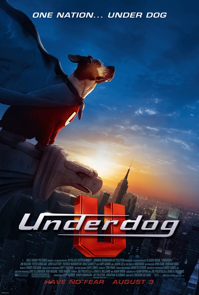 超狗任务 Underdog