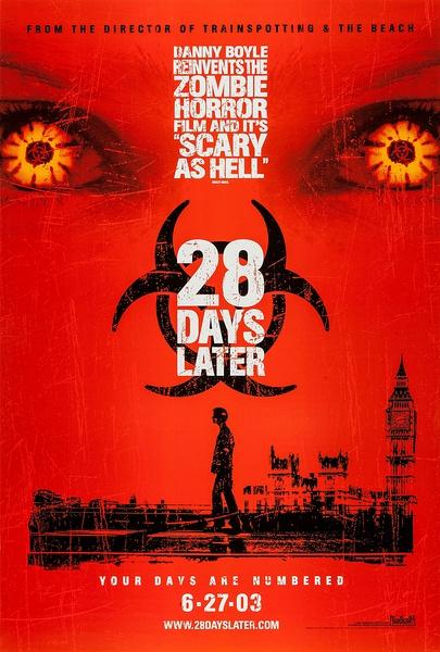 惊变28天 28 Days Later...