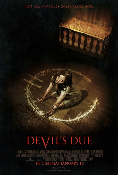 恶魔预产期 Devil's Due