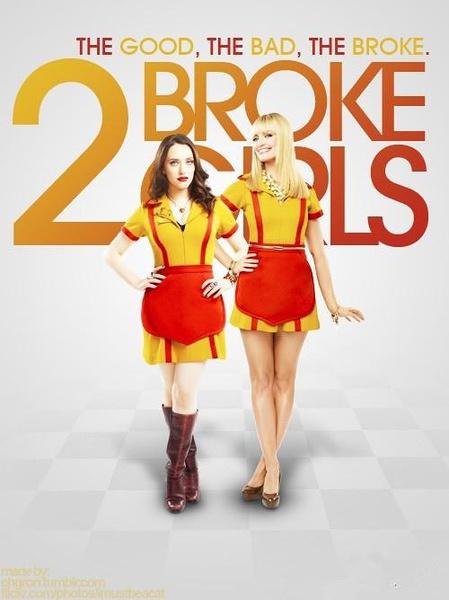 破产姐妹 第三季 2 Broke Girls Season 3