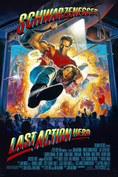 幻影英雄 Last Action Hero