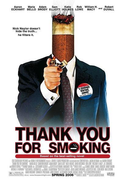 感谢你抽烟 Thank You for Smoking