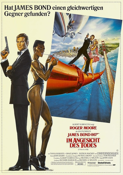 007之雷霆杀机 A View to a Kill