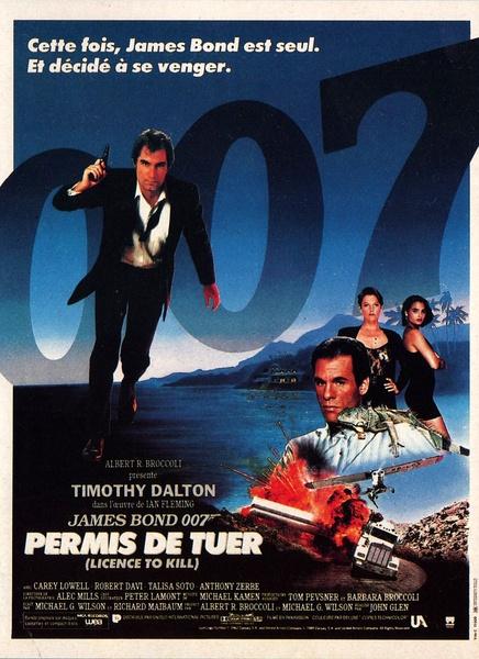 007之杀人执照 Licence to Kill
