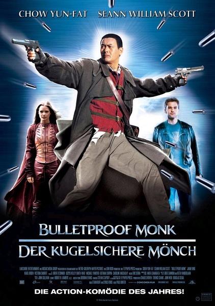 防弹武僧 Bulletproof Monk
