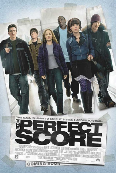 完美学分 The Perfect Score