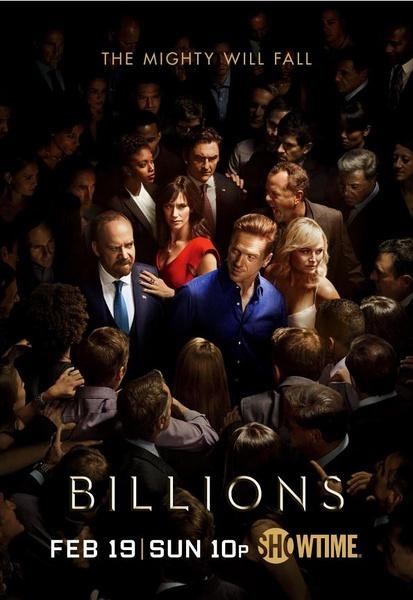 亿万第二季 Billions Season 2
