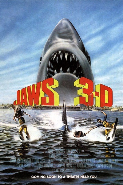 大白鲨3 Jaws 3-D
