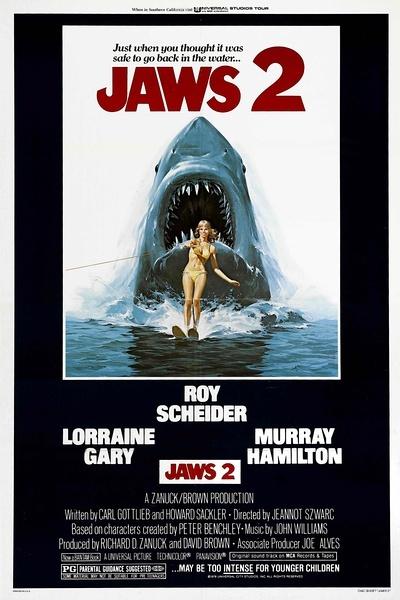 大白鲨2 Jaws 2