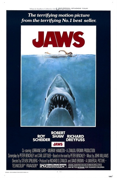 大白鲨 Jaws